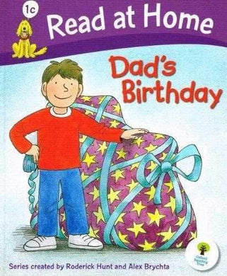 Read at Home: Dad's Birthday