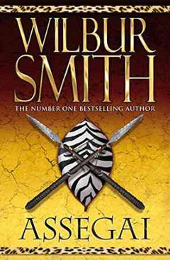 Assegai by Wilbur Smith- 99bookscart-secondhand-bookstore-near-me