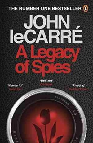 A Legacy of Spies- 99bookscart-secondhand-bookstore-near-me