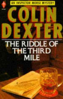 The Riddle of the Third Mile (Inspector Morse, #6)- 99bookscart