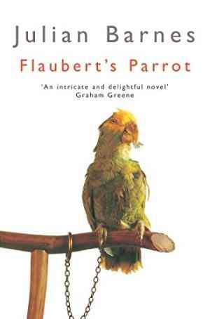 Flaubert's Parrot- 99bookscart-secondhand-bookstore-near-me