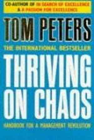 Thriving on Chaos: Handbook for a Management Revolution- 99bookscart-secondhand-bookstore-near-me