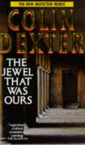 The Jewel That Was Ours (Inspector Morse, #9)- 99bookscart-secondhand-bookstore-near-me