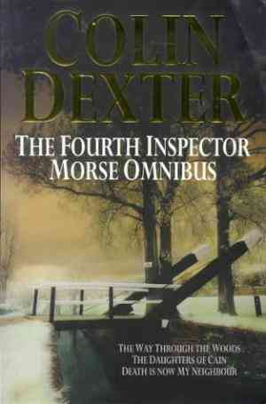 The Fourth Inspector Morse Omnibus- 99bookscart-secondhand-bookstore-near-me