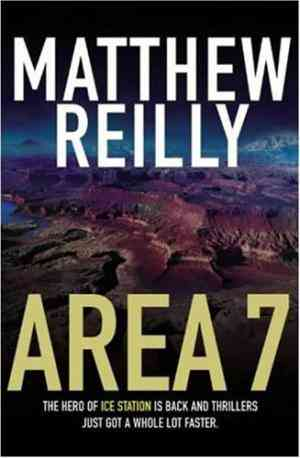 Area 7 (Shane Schofield, #2)- 99bookscart-secondhand-bookstore-near-me