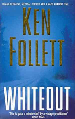Whiteout by Ken Follett- 99bookscart-secondhand-bookstore-near-me