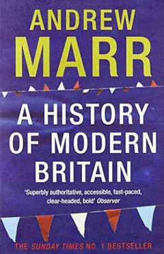 A History of Modern Britain - 99bookscart