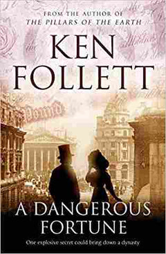 A Dangerous Fortune- 99bookscart-secondhand-bookstore-near-me