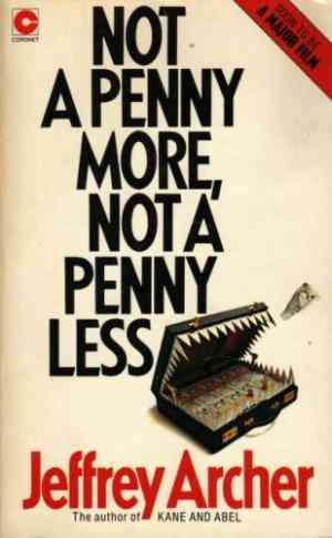 Not a Penny More, Not a Penny Less- 99bookscart-secondhand-bookstore-near-me