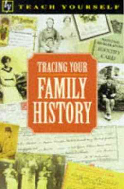 Tracing Your Family History (Teach Yourself)- 99bookscart-secondhand-bookstore-near-me
