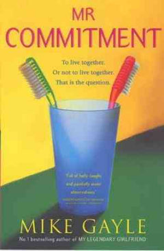 Mr Commitment- 99bookscart-secondhand-bookstore-near-me