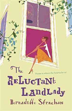 The Reluctant Landlady- 99bookscart-secondhand-bookstore-near-me