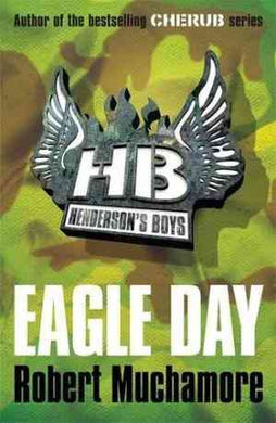 Eagle Day (Henderson's Boys, #2)- 99bookscart-secondhand-bookstore-near-me
