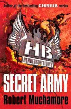 Secret Army (Henderson's Boys, #3)