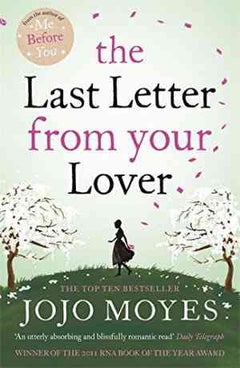 The Last Letter from Your Lover- 99bookscart-secondhand-bookstore-near-me