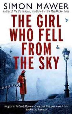 The Girl Who Fell From The Sky- 99bookscart-secondhand-bookstore-near-me