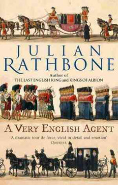 A Very English Agent - 99bookscart