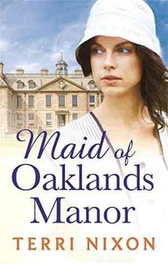 Maid of Oaklands Manor- 99bookscart-secondhand-bookstore-near-me