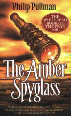 The Amber Spyglass (His Dark Materials, #3)- 99bookscart-secondhand-bookstore-near-me