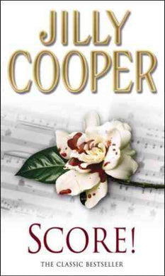 Score! by Jilly Cooper- 99bookscart-secondhand-bookstore-near-me