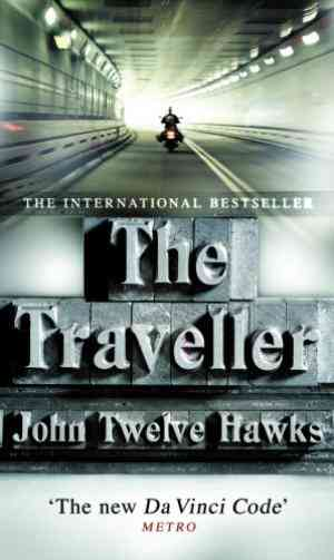 The Traveller (Fourth Realm, #1)- 99bookscart-secondhand-bookstore-near-me