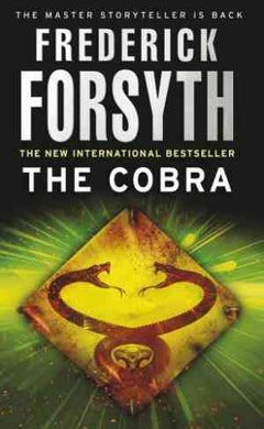 The Cobra- 99bookscart-secondhand-bookstore-near-me