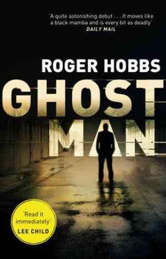 Ghostman (Jack White #1)- 99bookscart-secondhand-bookstore-near-me