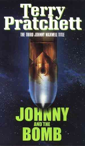 Johnny and the Bomb (Johnny Maxwell, #3)- 99bookscart-secondhand-bookstore-near-me