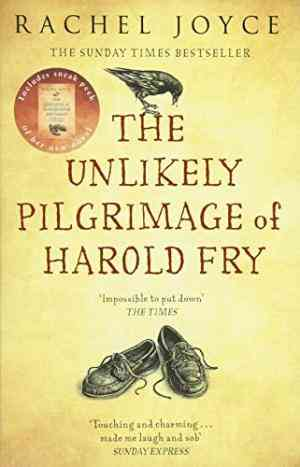 The Unlikely Pilgrimage of Harold Fry (Harold Fry, #1)- 99bookscart-secondhand-bookstore-near-me
