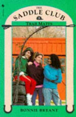 Trail Mates (Saddle Club, #5)- 99bookscart-secondhand-bookstore-near-me