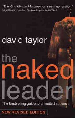 The Naked Leader- 99bookscart-secondhand-bookstore-near-me