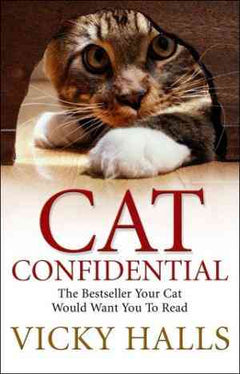 Cat Confidential: The Book Your Cat Would Want You To Read- 99bookscart-secondhand-bookstore-near-me