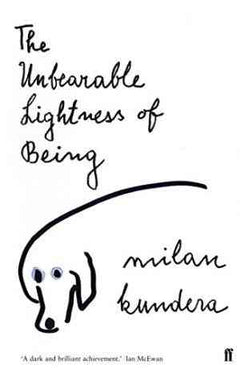 The Unbearable Lightness of Being by Michael Henry Heim, Milan Kundera- 99bookscart-secondhand-bookstore-near-me