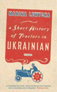 A Short History Of Tractors In Ukrainian- 99bookscart-secondhand-bookstore-near-me