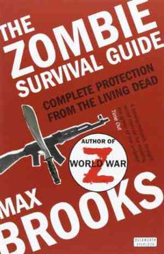 The Zombie Survival Guide: Complete Protection from the Living Dead- 99bookscart-secondhand-bookstore-near-me