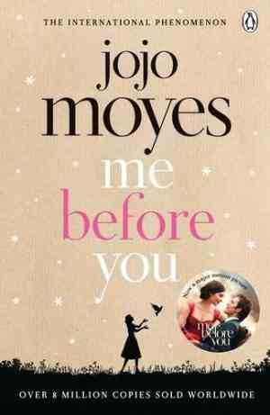 Me Before You (Me Before You, #1)- 99bookscart-secondhand-bookstore-near-me