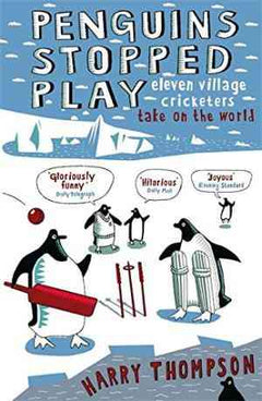 Penguins Stopped Play- 99bookscart-secondhand-bookstore-near-me