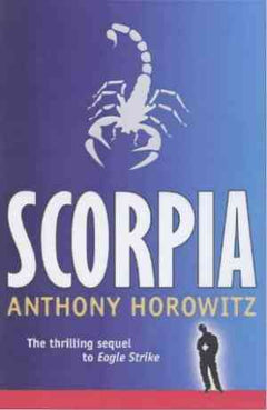 Scorpia (Alex Rider, #5)- 99bookscart-secondhand-bookstore-near-me