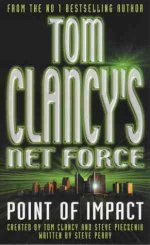Point of Impact (Tom Clancy's Net Force, #5)- 99bookscart-secondhand-bookstore-near-me