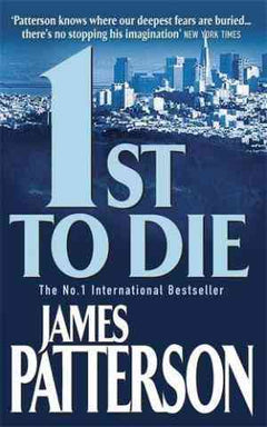 1st to Die (Women's Murder Club, #1)- 99bookscart-secondhand-bookstore-near-me