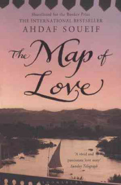 The Map of Love- 99bookscart-secondhand-bookstore-near-me
