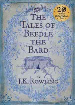 The Tales of Beedle the Bard (Hogwarts Library)- 99bookscart-secondhand-bookstore-near-me