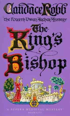 The King's Bishop (Owen Archer, #4) - 99bookscart