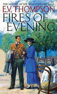Fires of Evening- 99bookscart-secondhand-bookstore-near-me