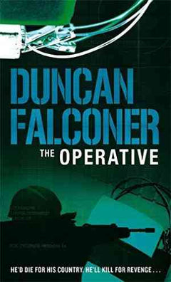 The Operative (Stratton, #3)- 99bookscart-secondhand-bookstore-near-me