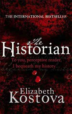 The Historian- 99bookscart-secondhand-bookstore-near-me