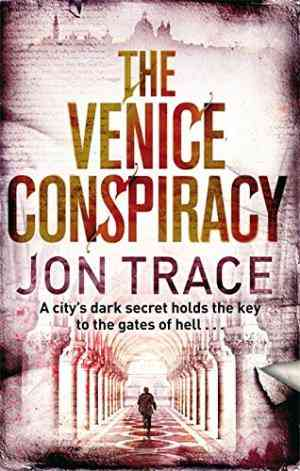 The Venice Conspiracy (Tom Shaman, #1)- 99bookscart-secondhand-bookstore-near-me