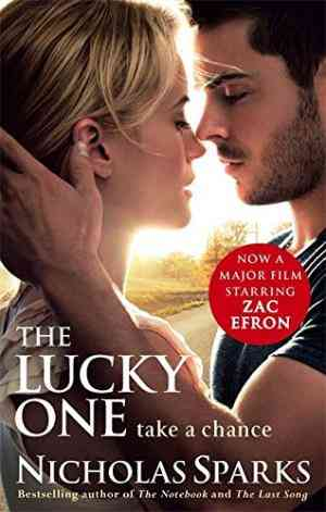 The Lucky One- 99bookscart-secondhand-bookstore-near-me