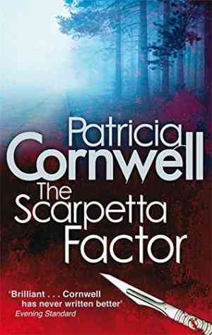 The Scarpetta Factor- 99bookscart-secondhand-bookstore-near-me
