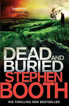 Dead And Buried (Ben Cooper & Diane Fry #12)- 99bookscart-secondhand-bookstore-near-me